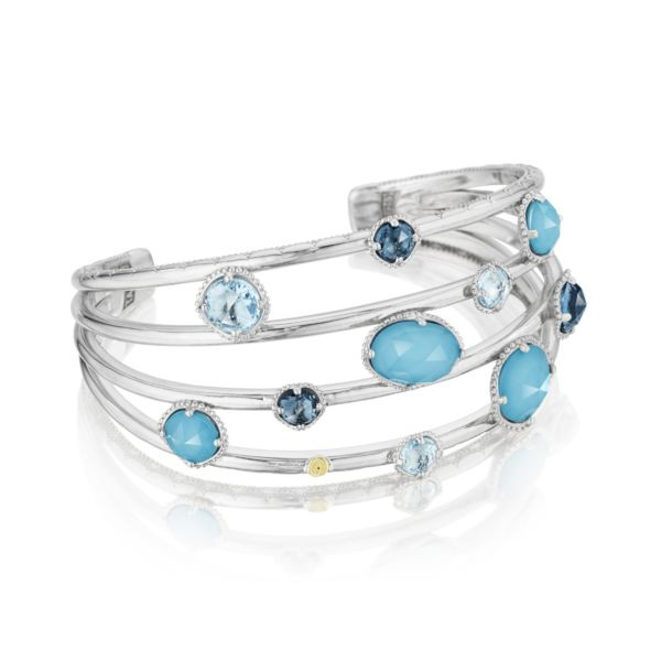 Tacori Floating Gem Cuff
