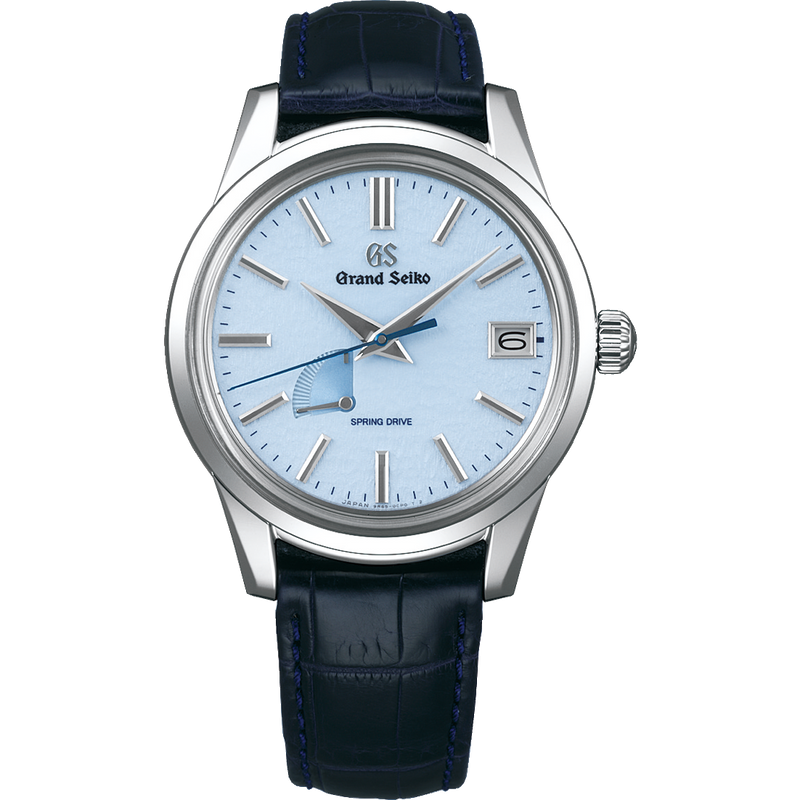 Grand Seiko 'Snowflake' Spring Drive Watch