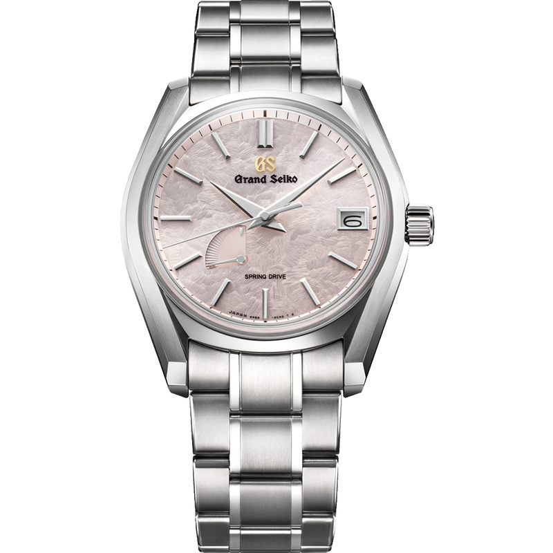 Grand Seiko 'Shunbun: The Vernal Equinox' Spring Drive Watch