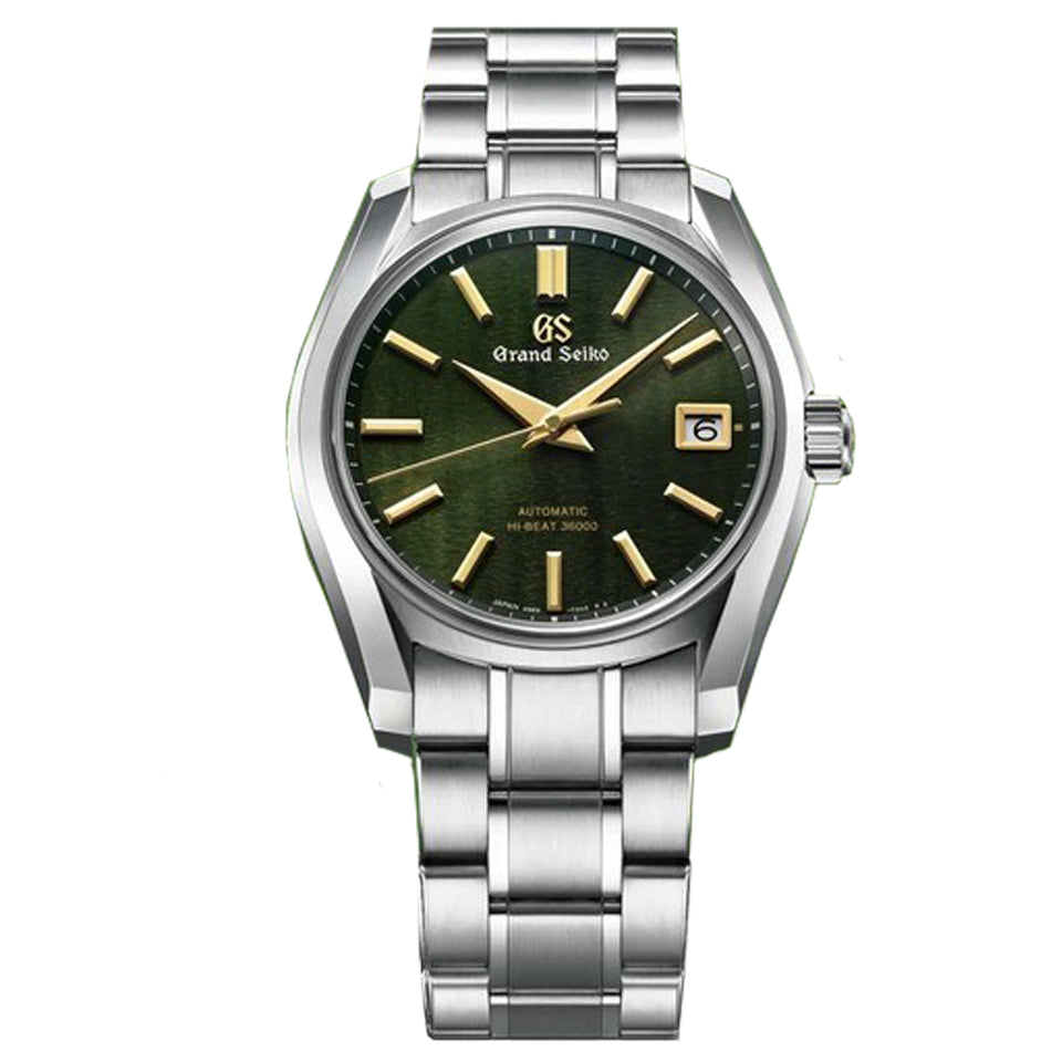 Grand Seiko Hi-Beat Auto 'Early Summer: Rikka' Special Edition Watch