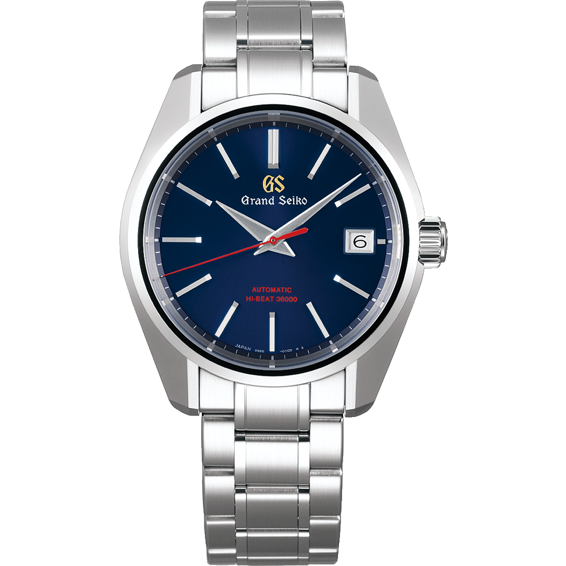 Grand Seiko 60th Anniversary Hi Beat Limited Edition Watch