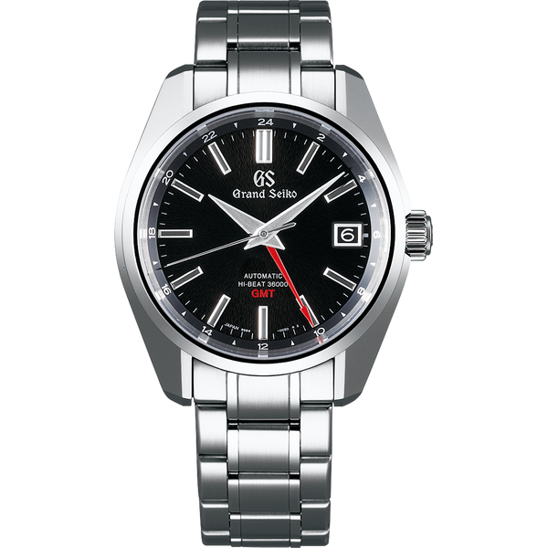 Grand Seiko 9S Mechanical GMT Watch