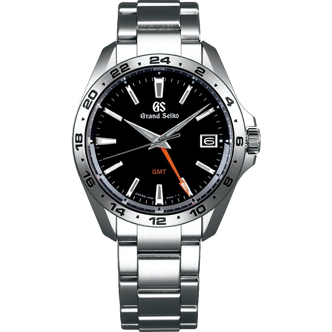 Grand Seiko Sport GMT Quartz Watch