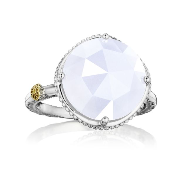 Tacori 'Gemma Bloom' Chalcedony Ring
