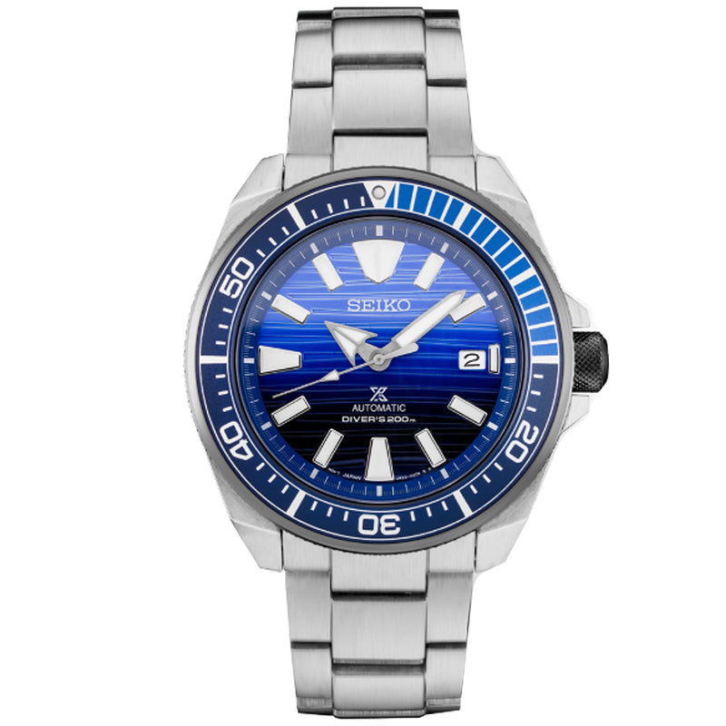 Seiko USA Prospex Special Edition Divers Watch with Ombre Dial