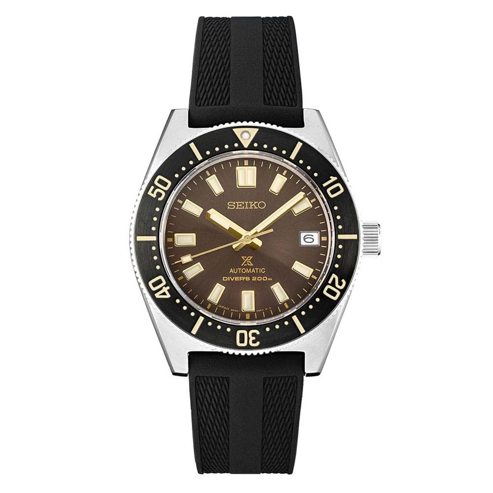 Seiko Prospex 1965 Diver's Modern Re-Interpretation Watch