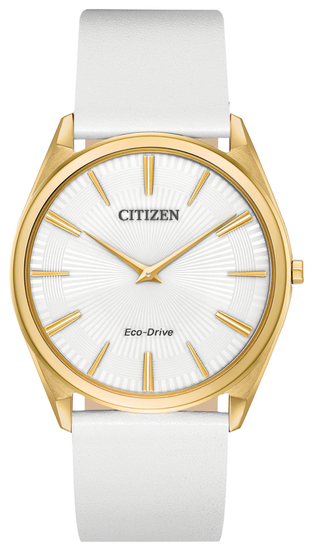 Citizen Stiletto 39mm Watch with White Dial