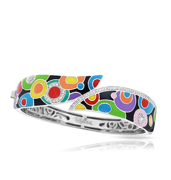 Belle Etoile 'Groovy' Multi Colored Bangle