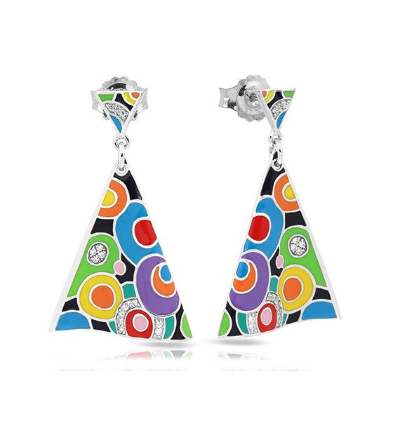 Belle Etoile Groovy Multi Earrings