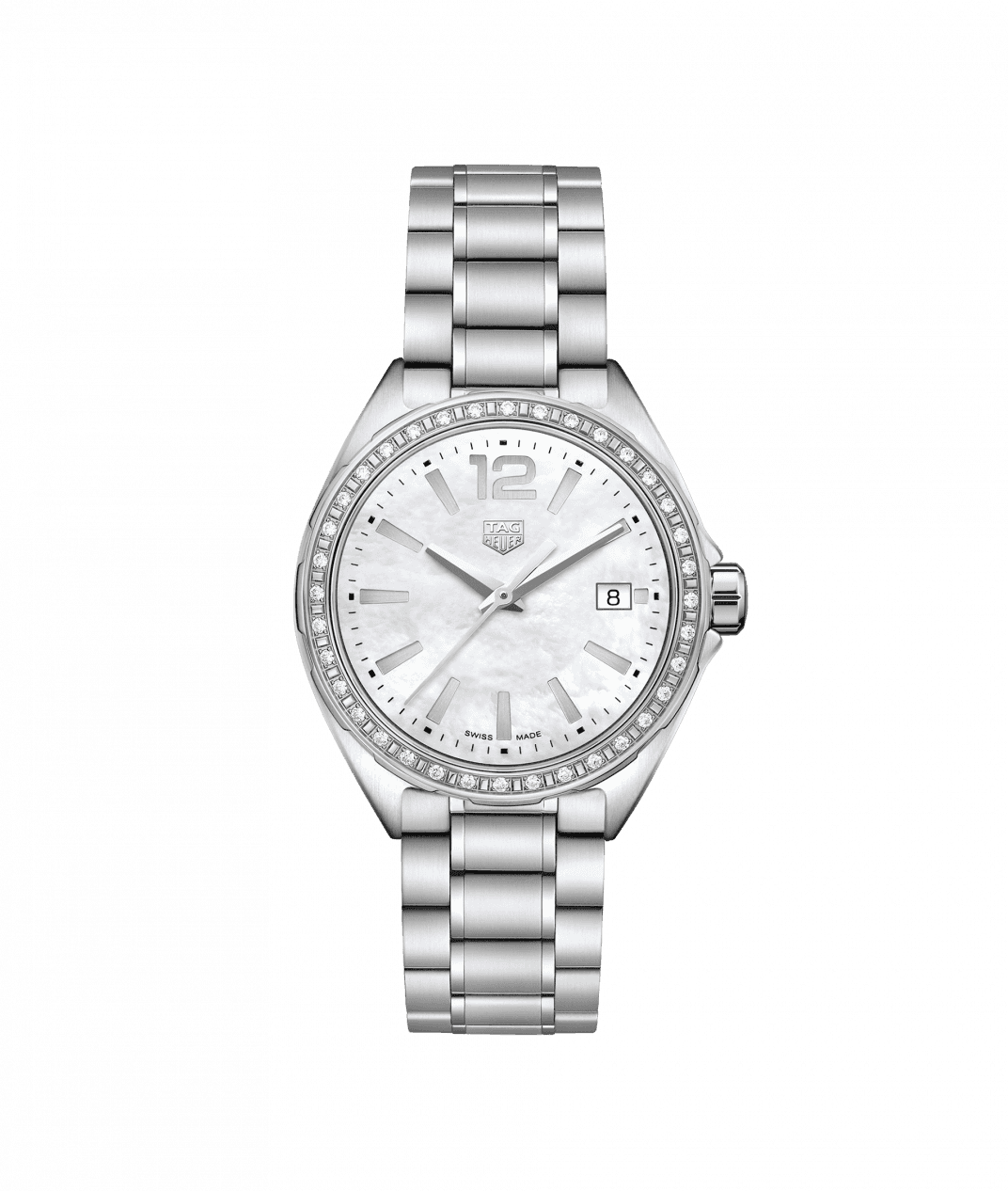 TAG Heuer Formula 1 35mm Ladies Watch with Mother of Pearl Dial