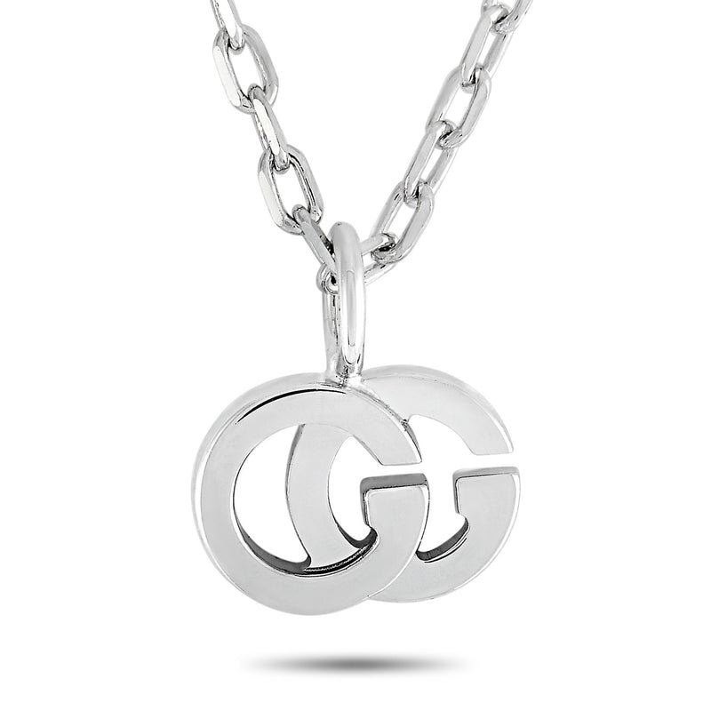 Gucci Running GG Necklace