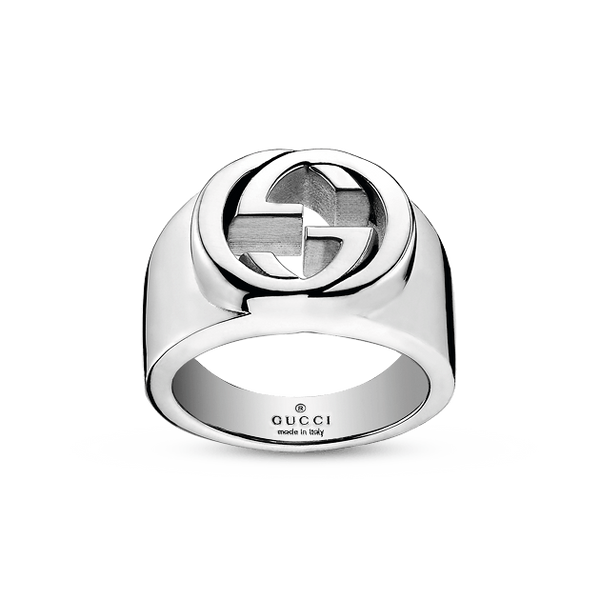 Gucci Trademark Interlocking G Ring