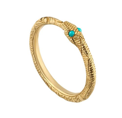Gucci Ouroboros Snake Ring 232cd09efc09