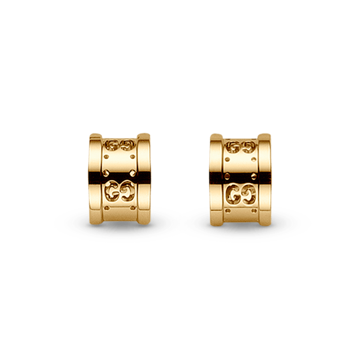 Gucci Icon Twirl Earrings