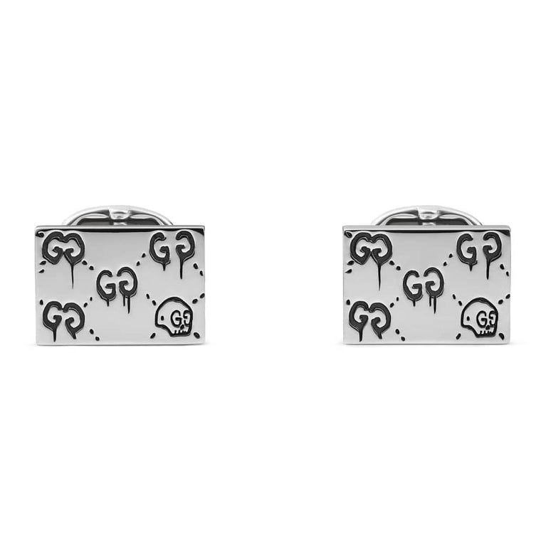 Gucci Ghost Cufflinks