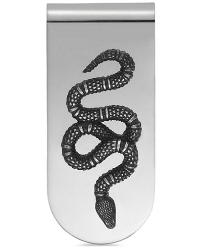 Gucci Snake Money Clip
