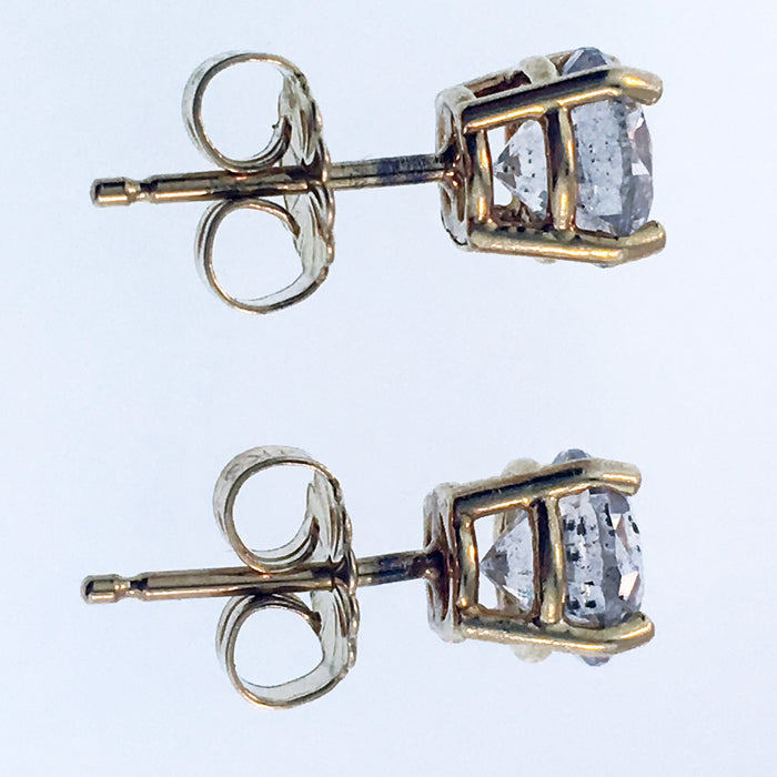 Replace Post on Earring, Includes 14k Gold Back