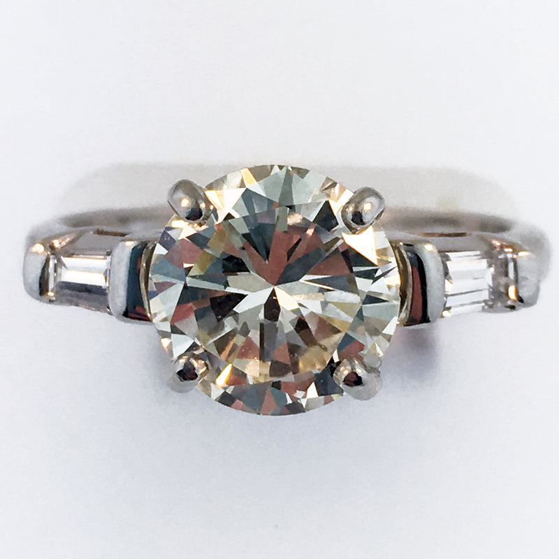 Ring Repair: Rebuild thin, worn down, broken, or missing Prong