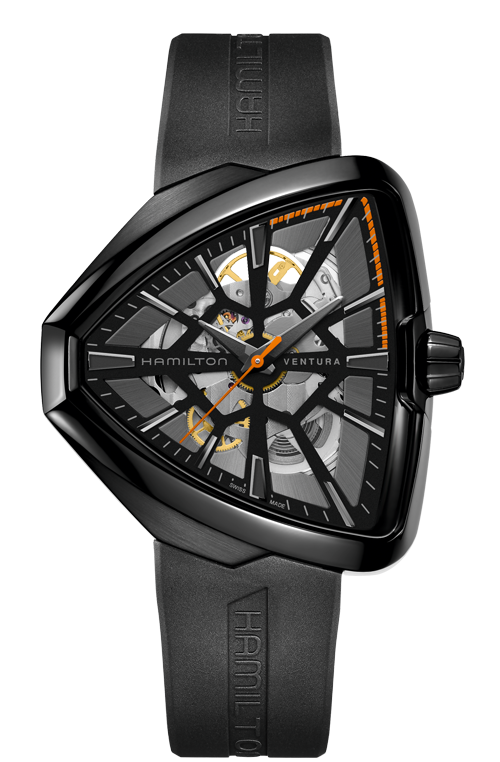 Hamilton 'Ventura Skeleton' Limited Edition Watch