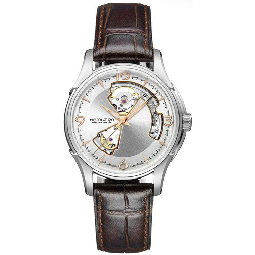 Hamilton Jazzmaster Open Heart Auto - 40mm