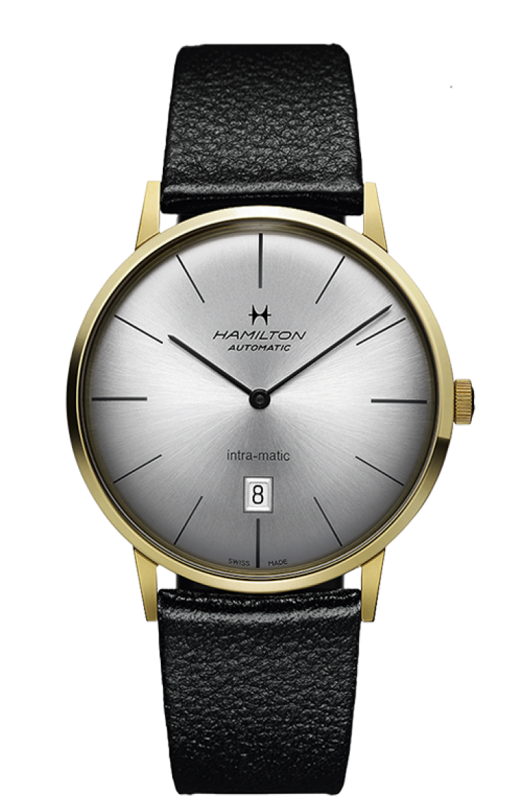 Hamilton Intra-Matic Self Winding Automatic Watch
