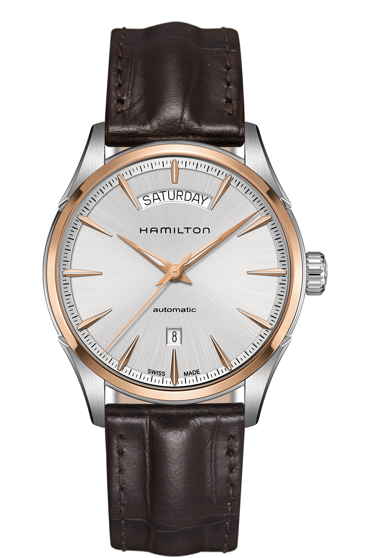 Hamilton Jazzmaster Day-Date 42mm Automatic Watch