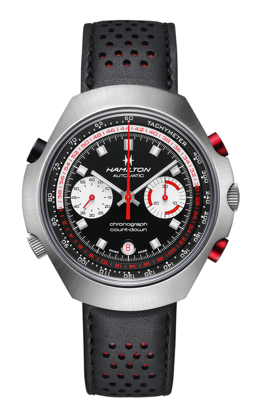 Hamilton Chrono-Matic 50 Auto Limited Edition Watch