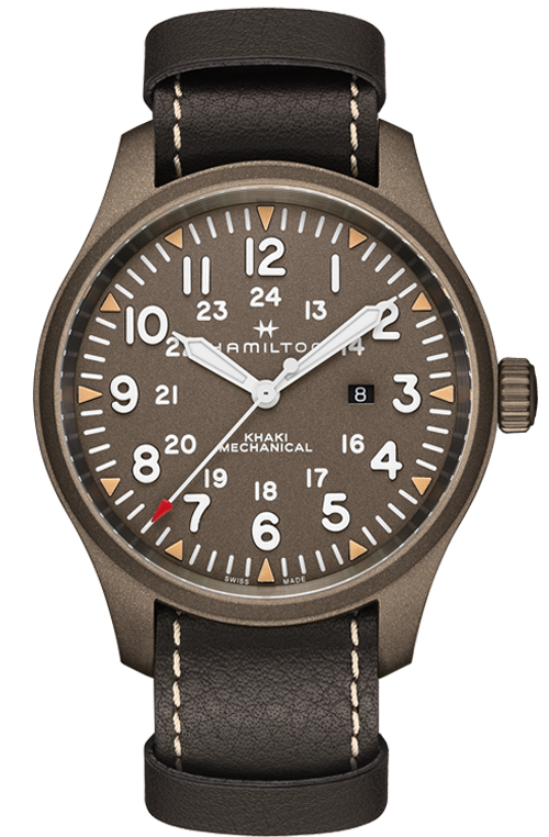 Hamilton Khaki Field Limited Edition Mechanical Watch