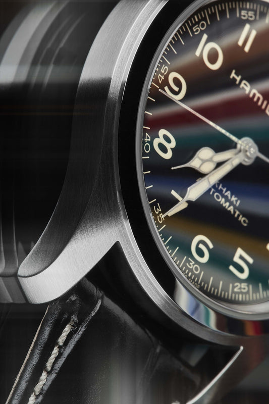 Hamilton Field Khaki 'The Murph' 42mm Watch including limited edition box