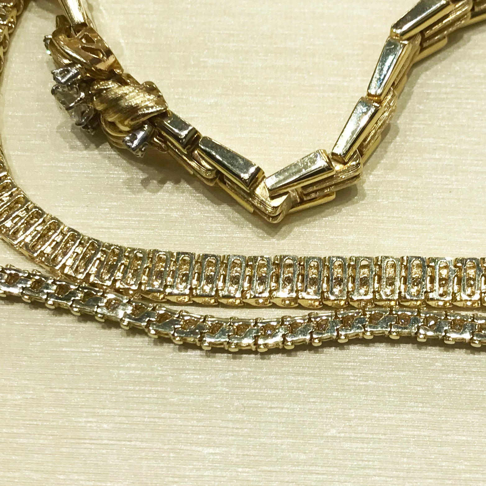 Bracelet Repair: Replace Tube & Pin (i.e. Tennis Bracelets)