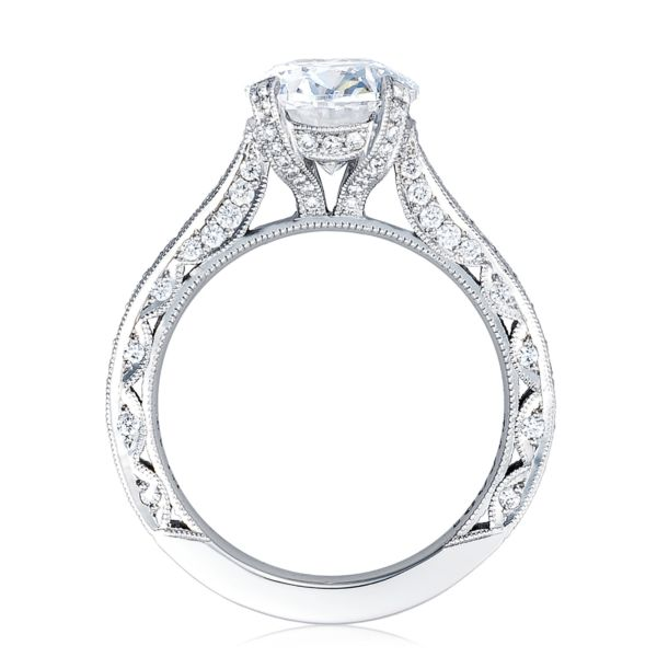 Tacori 'RoyalT' Oval Engagement Ring