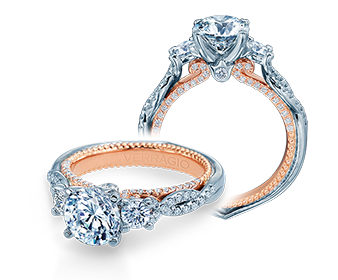 Verragio Couture 0450R Engagement Ring