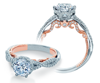 Verragio Insignia 7091R Engagement Ring