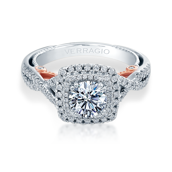 Verragio Insignia 7084CU Engagement Ring