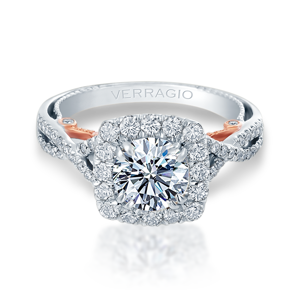Verragio Insignia 7086CU Engagement Ring