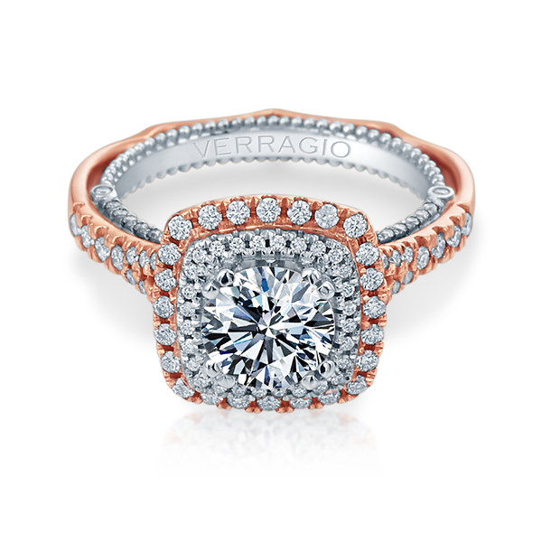 Verragio Venetian 5065CU Engagement Ring