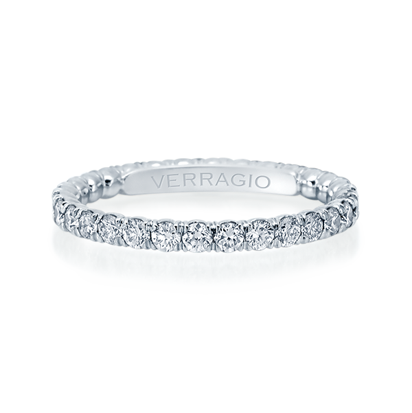 Verragio Renaissance 952W 14k White Gold Wedding Band