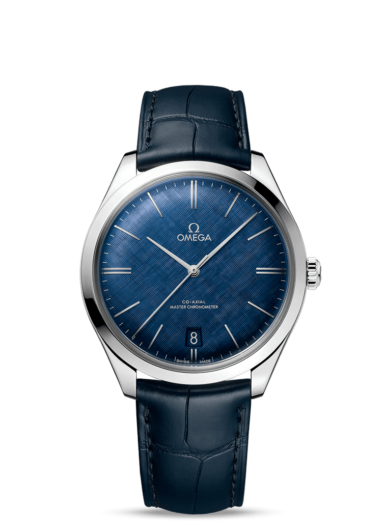 Omega DeVille Tresor Co-Axial Chronometer 40mm Watch