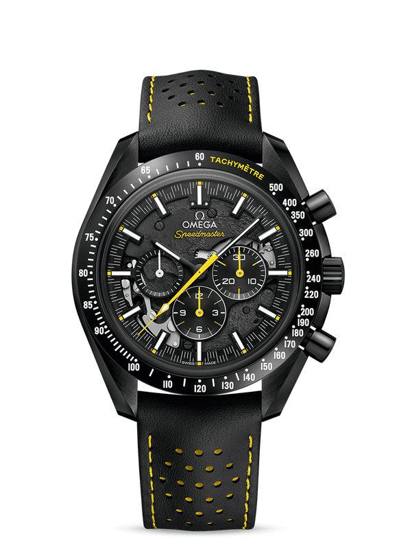 Omega Speedmaster Moonwatch 'Dark Side of the Moon' 44.25mm Watch