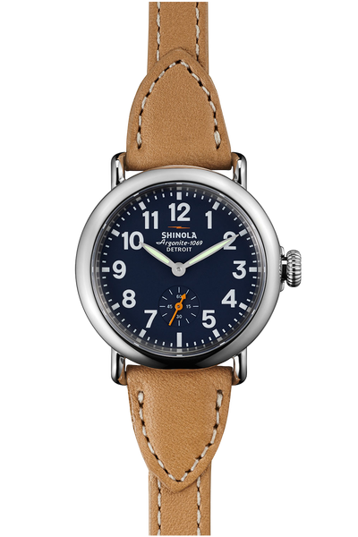 The Runwell - 36mm Triple Wrap Shinola Watch