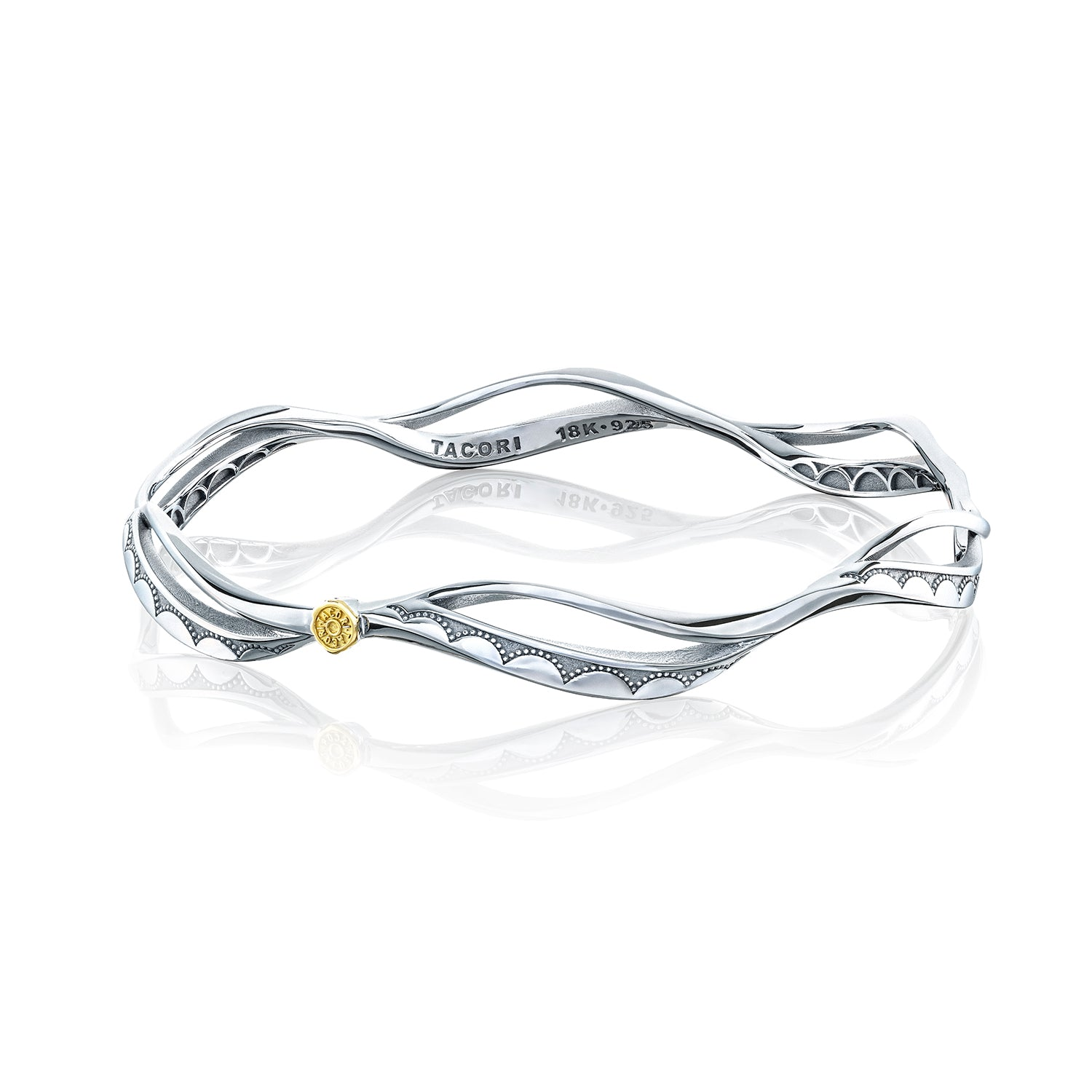 Tacori 'Crescent Cove' Multi-Wave Bracelet