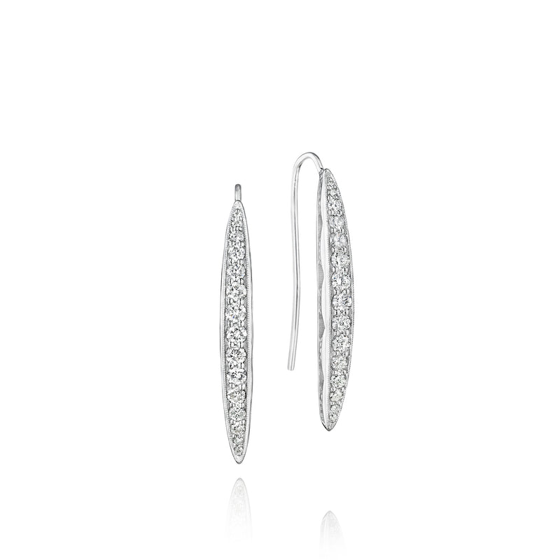 Tacori 'The Ivy Lane' Diamond Pave Surfboard Drop Earrings