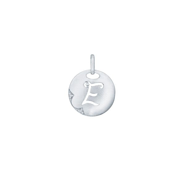 Tacori Sterling Silver 'Love Letters' Charm