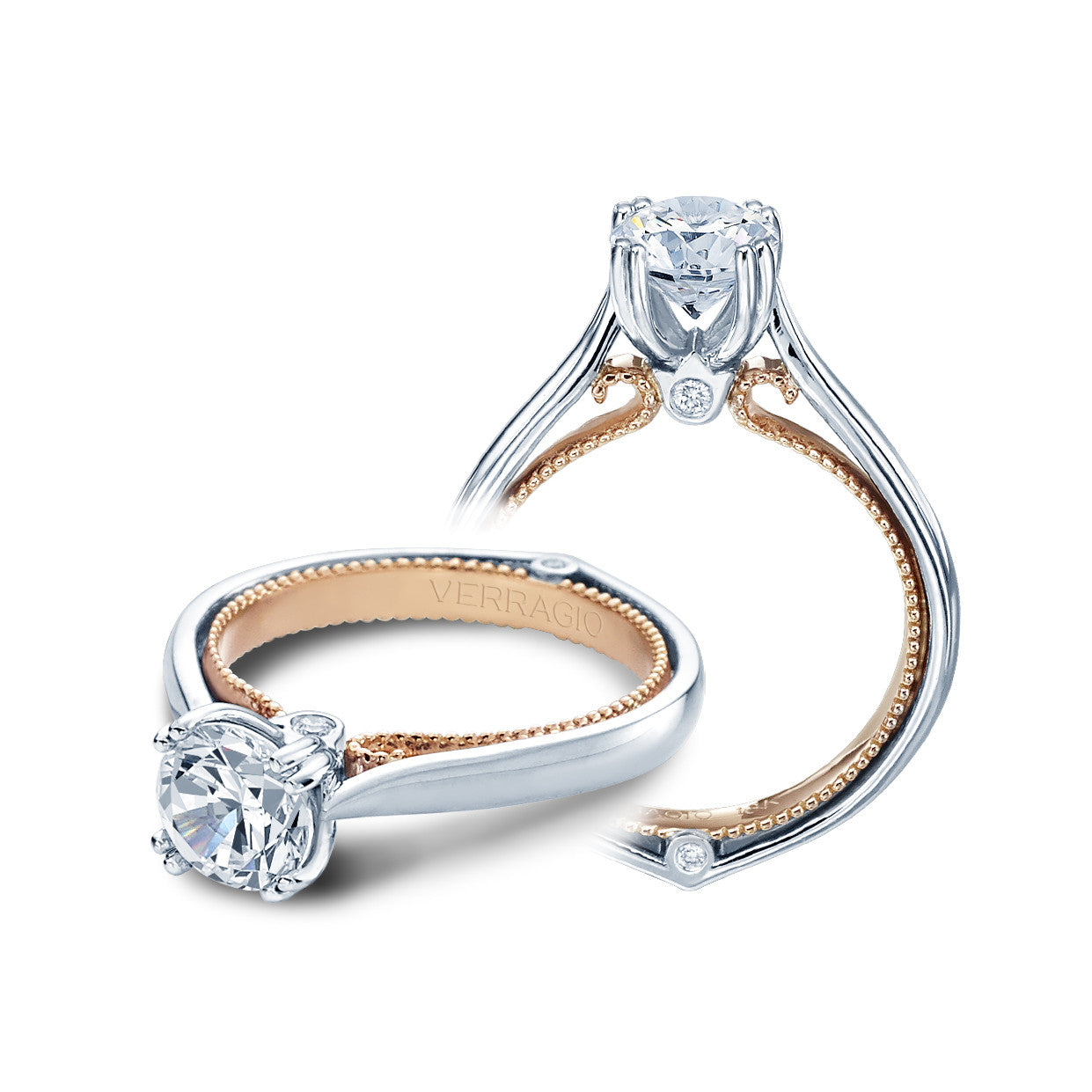 Verragio Couture 0418R-2T Engagement Ring