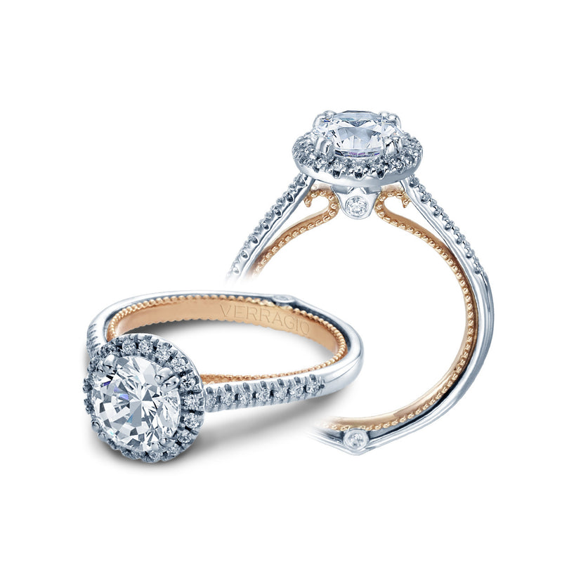 Verragio Couture 0420R-2T Engagement Ring