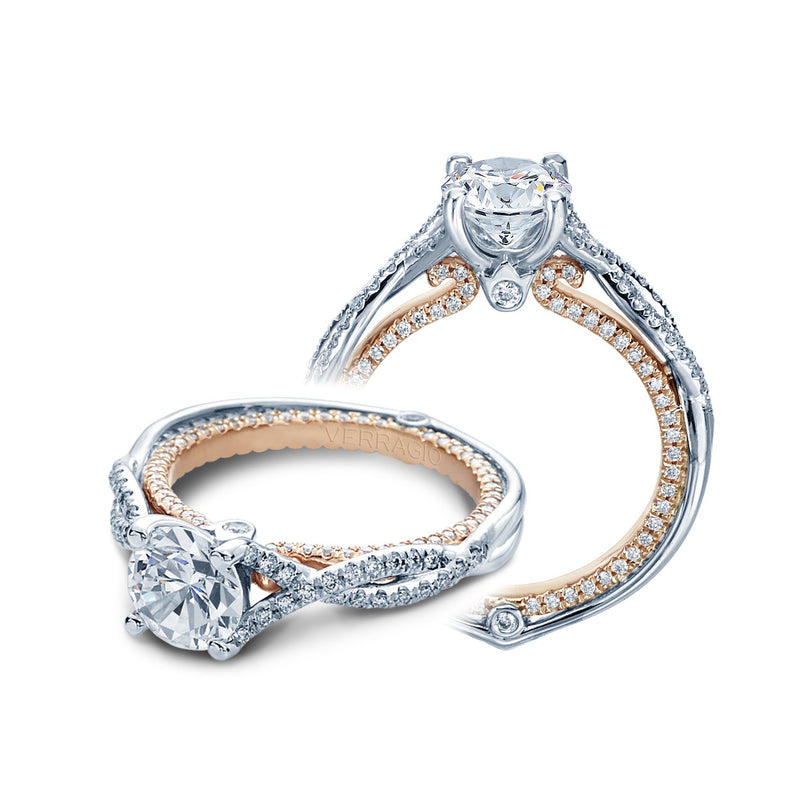 Verragio Couture-0421R-TT Engagement Ring