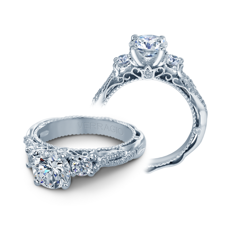 Verragio Venetian-5013R-4 Engagement Ring