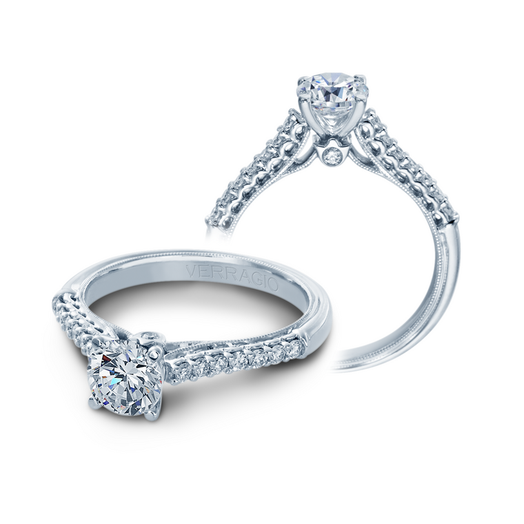 Verragio Renaissance-901R6 Engagement Ring