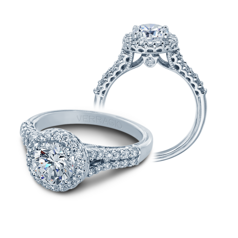 Verragio Classic-913-R7 Engagement Ring