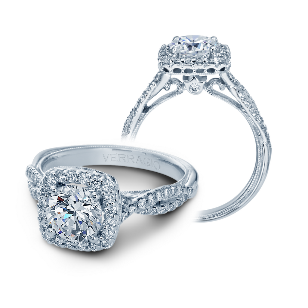 Verragio Classic-918-CU7 Engagement Ring